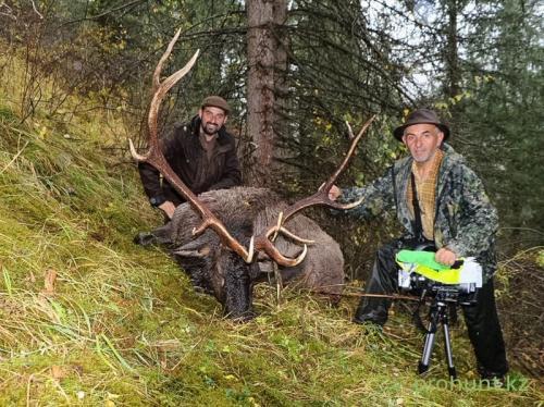 Maral Hunting7